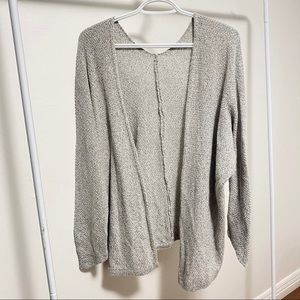 Brandy Melville Grey Cardigan